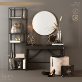 DRESSING tableset