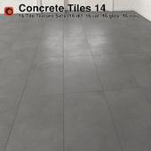 Concrete Tiles - 14