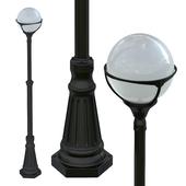 Arte Lamp Monaco A1497PA-1BK