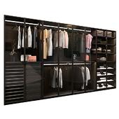 Boffi Antibes wardrobe