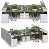 Herman Miller Action Office System (v8)