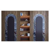 Wood & Marble Shelf 2