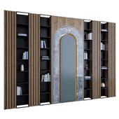 Wood & Marble Shelf 3