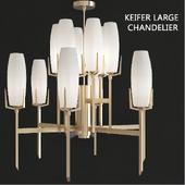 Keifer large chandelier