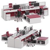 Herman Miller Action Office System (v9)