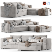 Corner sofa Vario