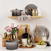 Kitchen Decorative set 029