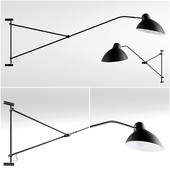 Demand wall lamp