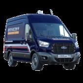 Ford Transit Курьерская служба почты России