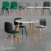 Chairs and tables BC-8323