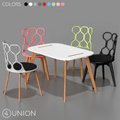 Chairs and tables BC-8331