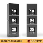 High-tech Clock