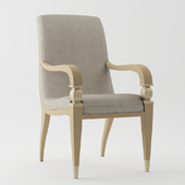 Caracole Fanfare Arm Chair