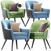 Joybird armchair