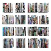Books (150 pieces) 1-2-17-2