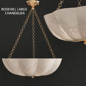Rosehill large chandelier