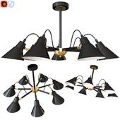 Lamp ceiling Lumion Naomi 3709 / 7C