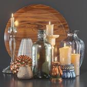 Декоративный набор decor set