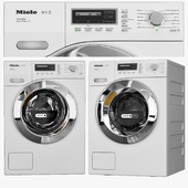 Miele_WTF130_WPM стиральная машина