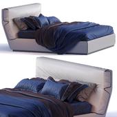 Gentleman flou bed