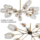 Stange 12-Light Sputnik Chandelier