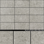 Grespania Coverlam Blue Stone Gris 500x1000