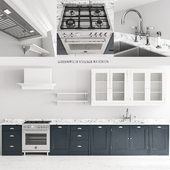 Greenwich Village Kitchen by Plain English