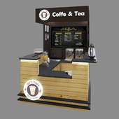 Mini coffee shop