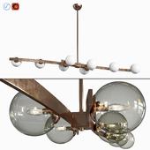 Cresta chandelier by Fabio Ltd