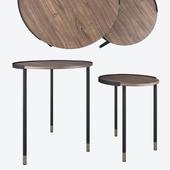 Set of 2 tables ALINER CC0756M46, La Forma