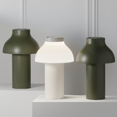 hay,pc,portable,lamp - olive,green,white