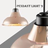 Pendant light 9