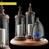 decorative set 38
