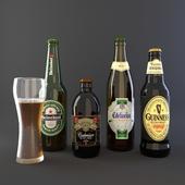 Beer botles