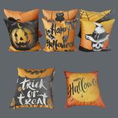 Set of decorative pillows number 9