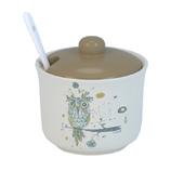 Sugar bowl Fresco