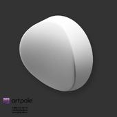 OM Gypsum 3D Panel Elementary ONIKS by Artpole