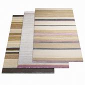 Three rugs WARLI - 21
