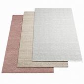 Three rugs WARLI - 22