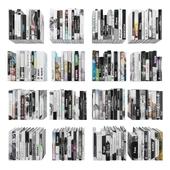 Books (150 pieces) 4-2-17-2