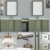 classic bathroom furniture 01