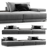 Poliform Bristol Sofa Set D