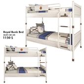 Cilek royal bunk bed