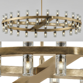 Arcachon Round Chandelier Collection RH
