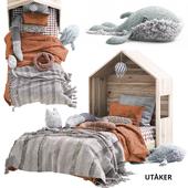 UTAKER IKEA / УТОКЕР IKEA с изголовьем