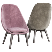 Solo Chair by Neri