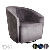 Chair Deephouse Megeve rotating