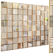 Decorative partition 26