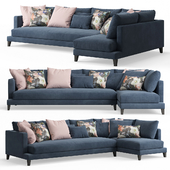 Grace Modern Corner Sofa