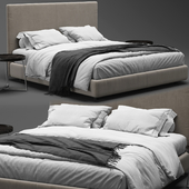 Flexform Oltre Bed